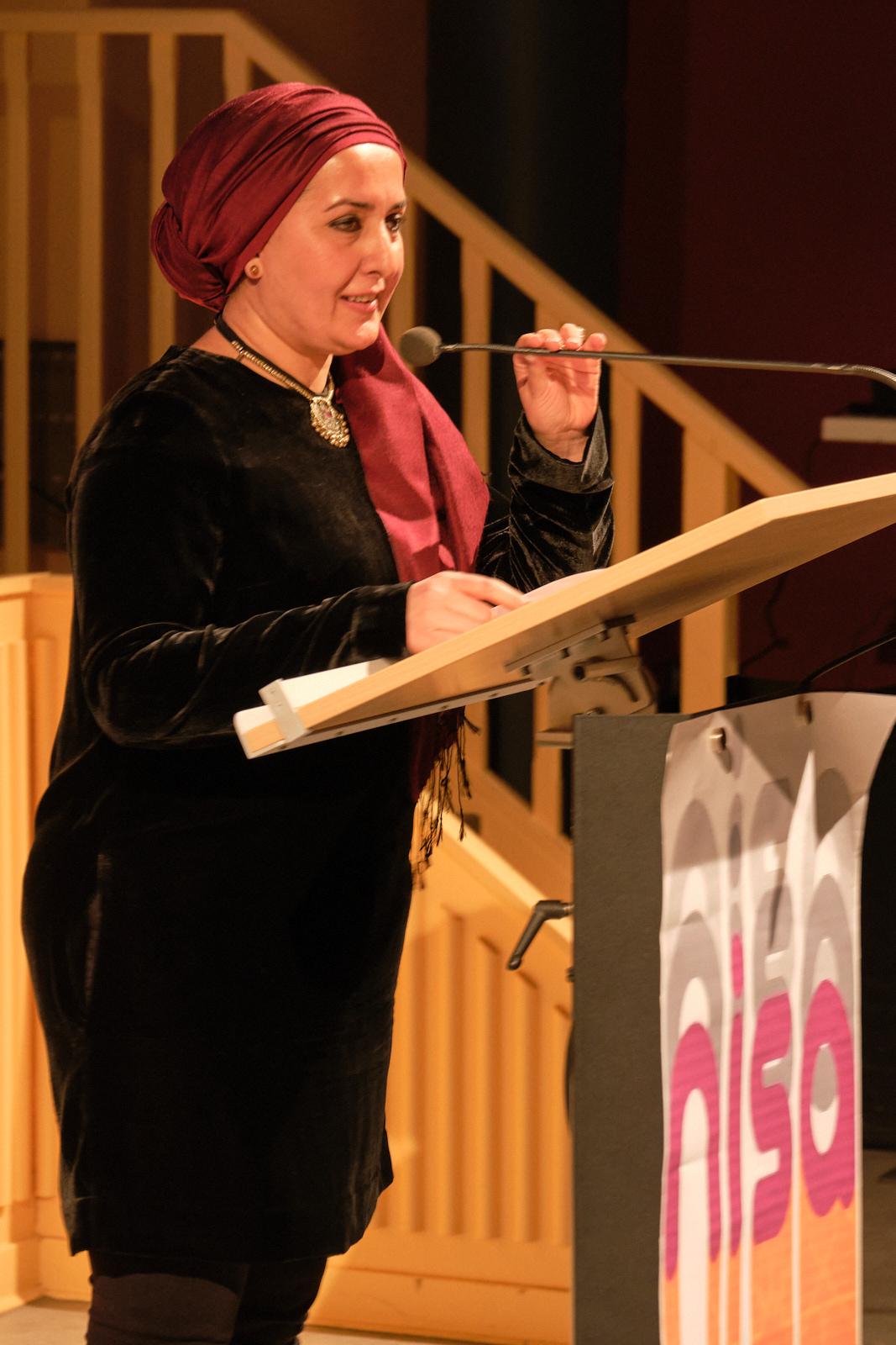 Fereshta Ludin Jury-Mitglied